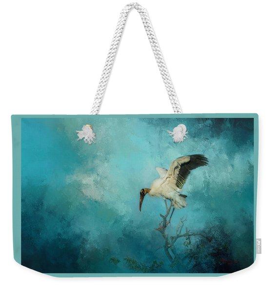 Free Will Weekender Tote Bag