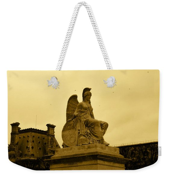 Freedom Guardian Weekender Tote Bag