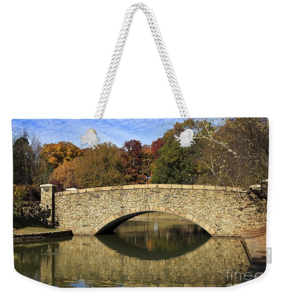 Freedom Park Bridge Weekender Tote Bag
