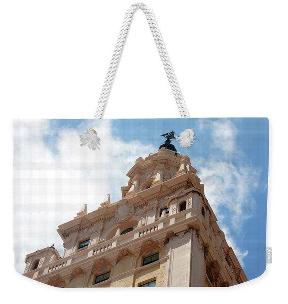Freedom Tower - Miami Weekender Tote Bag