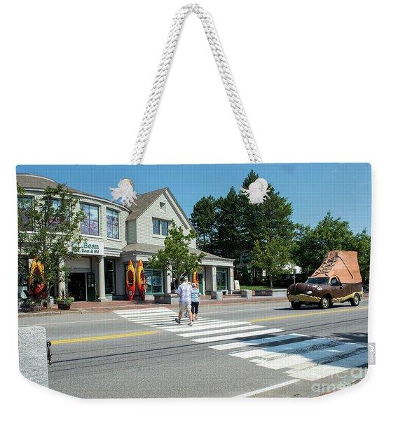 Freeport, Maine #130398 Weekender Tote Bag