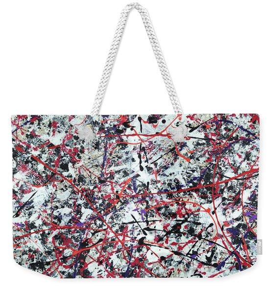 Freewheelin' Weekender Tote Bag