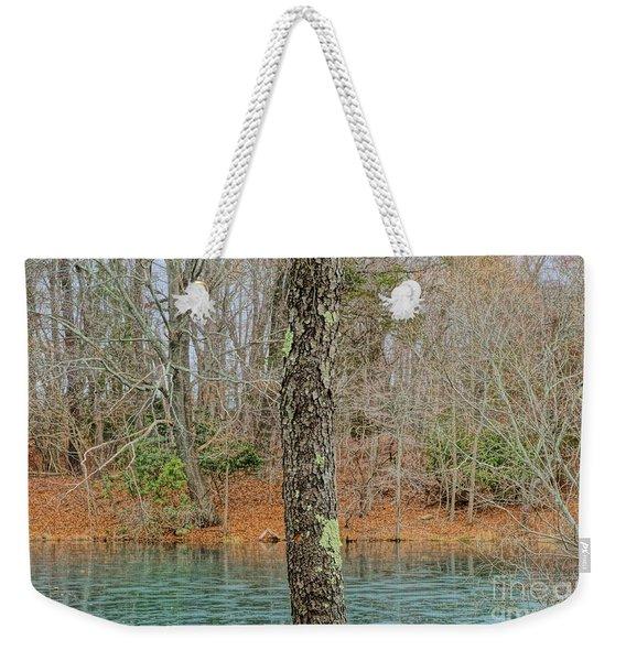 Freeze Frame Weekender Tote Bag