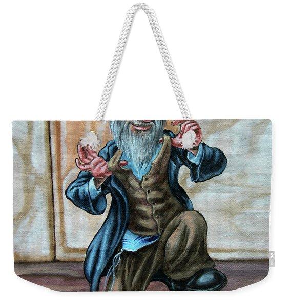 Freilahs. Op#2605 Weekender Tote Bag