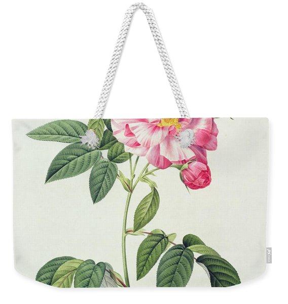 French Rose Weekender Tote Bag