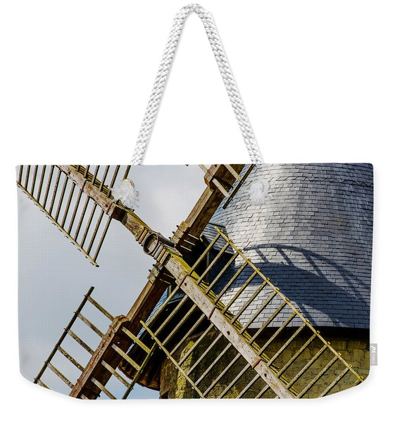 French Windmill Weekender Tote Bag