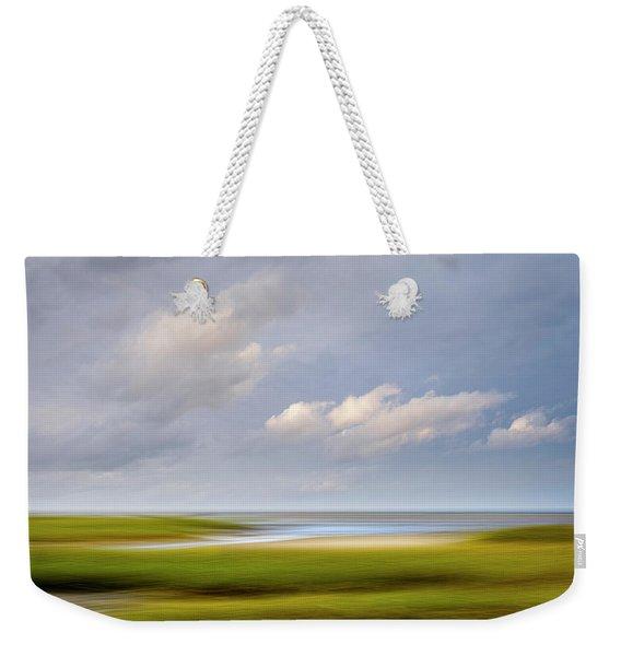 Fresh Air Weekender Tote Bag