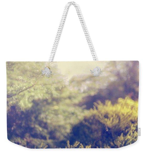 Fresh Weekender Tote Bag