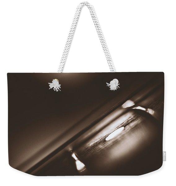 Fretboard Weekender Tote Bag