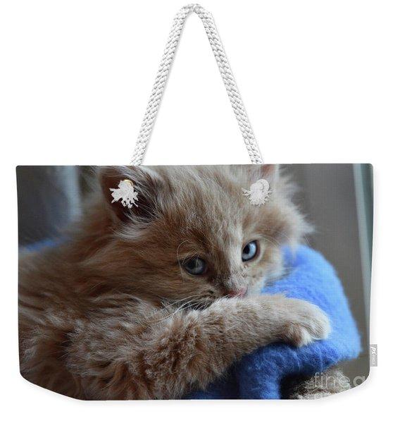 Freya #1 Weekender Tote Bag