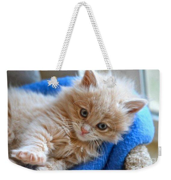 Freya #2 Weekender Tote Bag