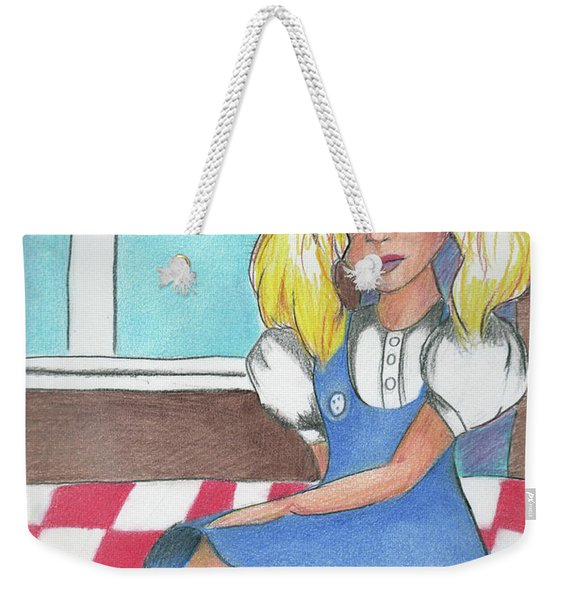 Frey's Dolly Weekender Tote Bag