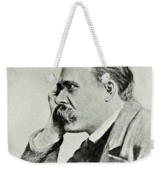 Friedrich Nietzsche, 1912 Weekender Tote Bag
