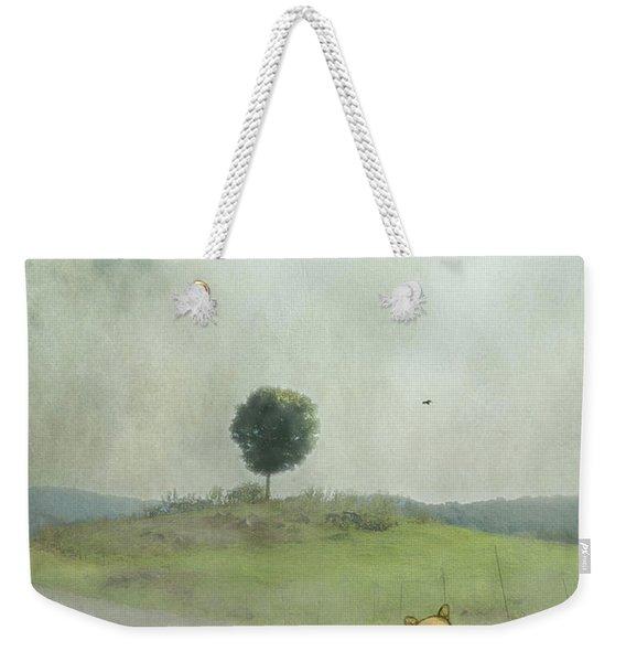 Friendship Weekender Tote Bag
