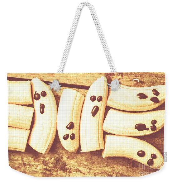 Fright Of The Healthy Dead Weekender Tote Bag