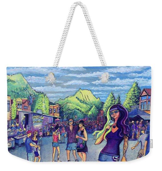 Frisco Bbq Festival 2017 Weekender Tote Bag