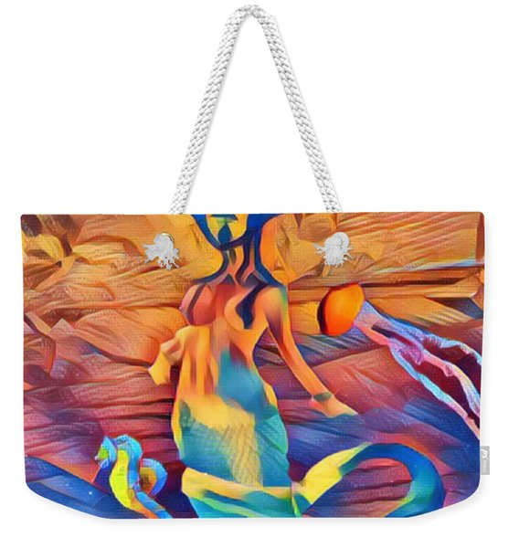 From A World Inside Of Another Weekender Tote Bag