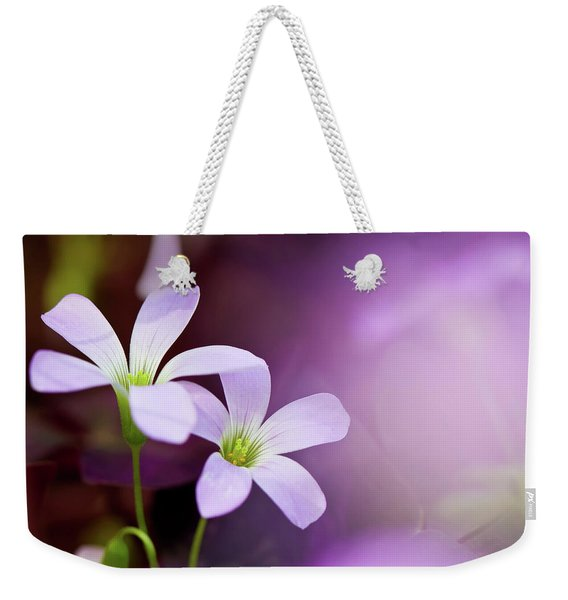 From Garden Of Dream Weekender Tote Bag