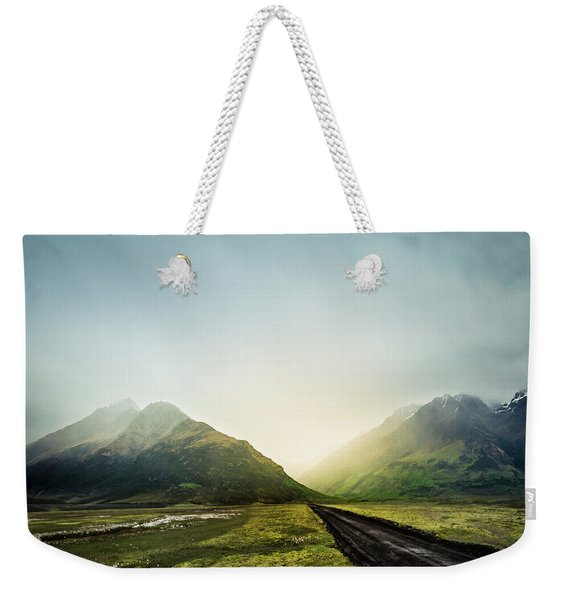 From Here To Eternity Weekender Tote Bag