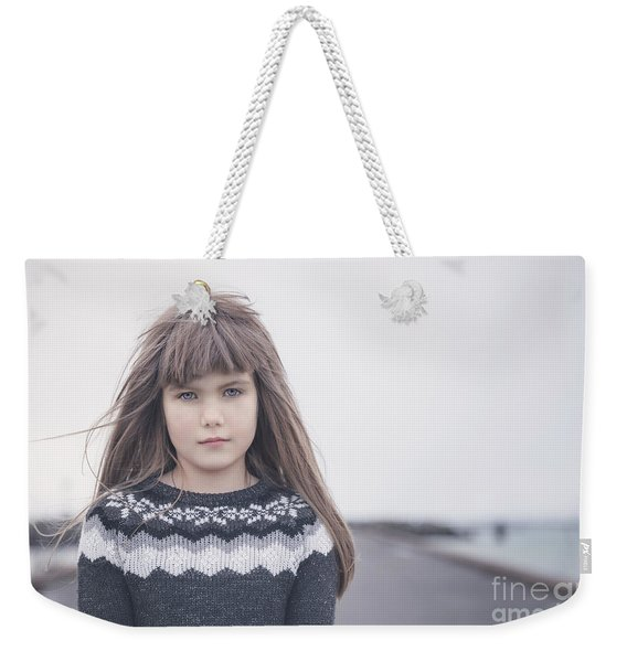 From Iceland With Love Weekender Tote Bag