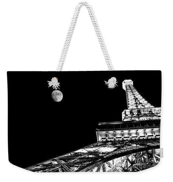 From Paris With Love Weekender Tote Bag