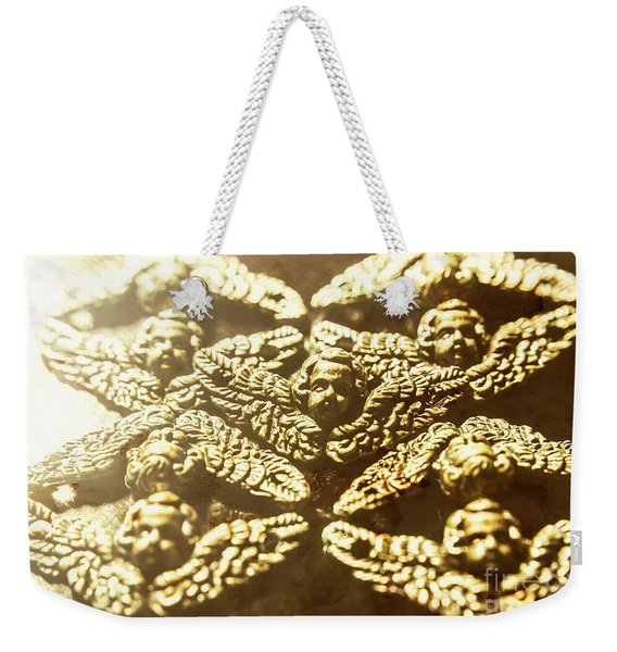 From The Golden Age Weekender Tote Bag