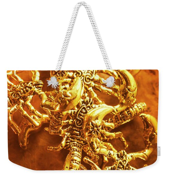 From The Pharaohs Tomb Weekender Tote Bag