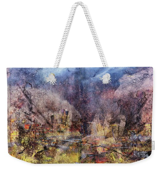 From The Rubble Weekender Tote Bag