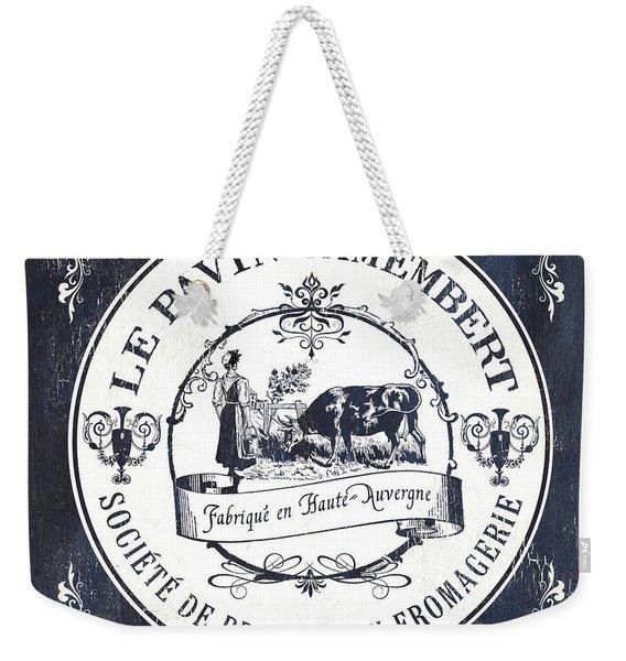 Fromage Label 1 Weekender Tote Bag