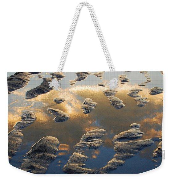 Front Beach Weekender Tote Bag
