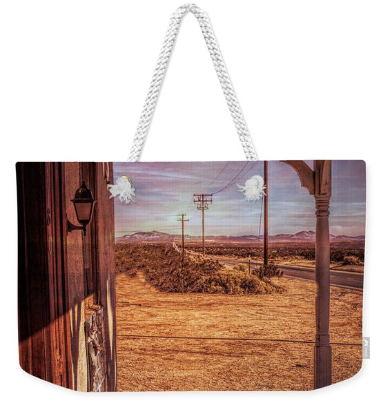 Front Porch Weekender Tote Bag