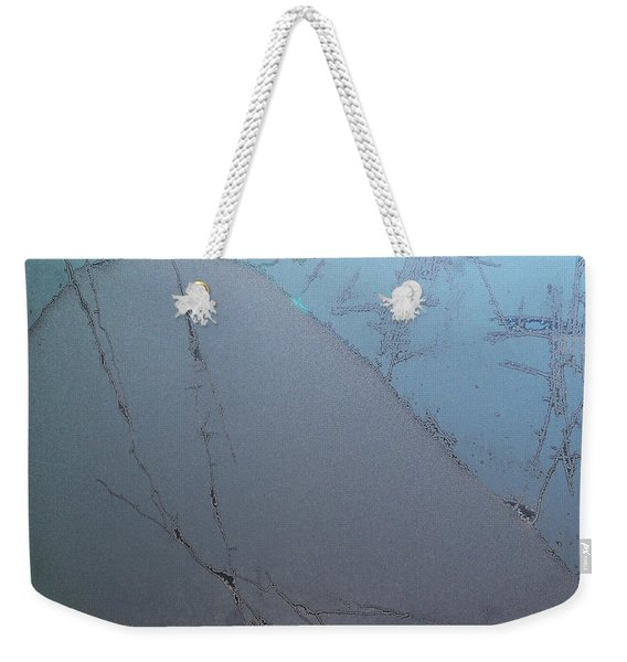 Frostwork - The Hill Weekender Tote Bag