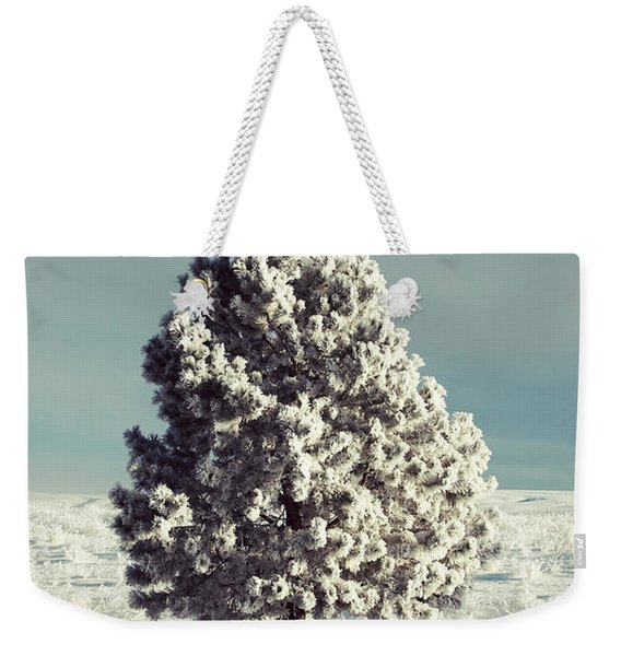 Frosty The Tree Weekender Tote Bag