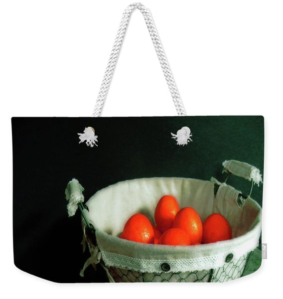 Fruit Art 24 Weekender Tote Bag