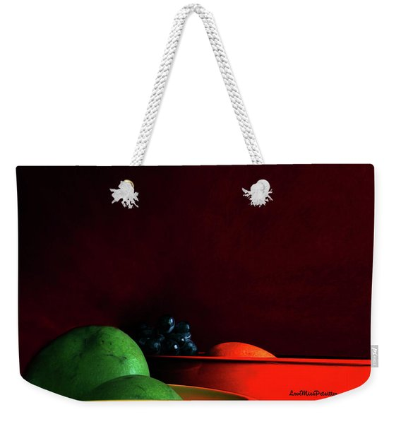 Fruit Art Photograph Weekender Tote Bag