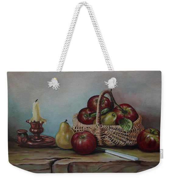 Fruit Basket - Lmj Weekender Tote Bag