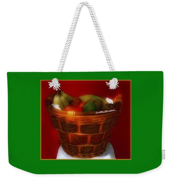 Fruit  Art 5 Weekender Tote Bag