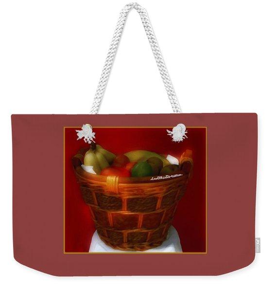 Fruit  Art 7 Weekender Tote Bag