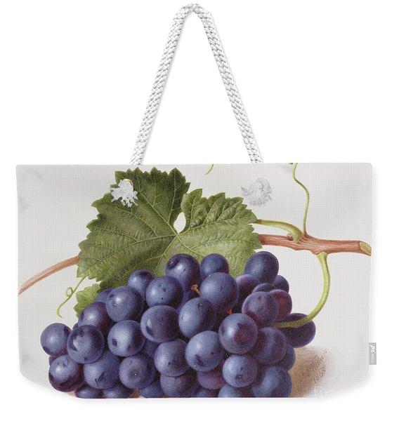 Fruit Of The Vine Weekender Tote Bag