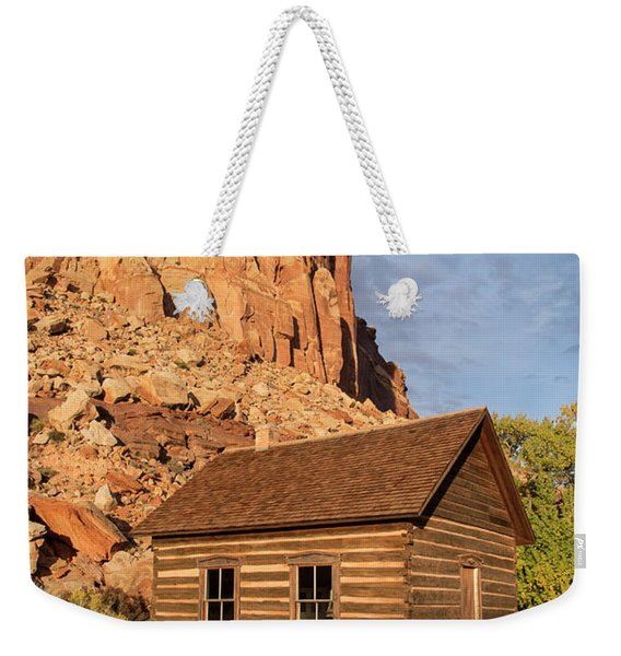 Fruita School Weekender Tote Bag