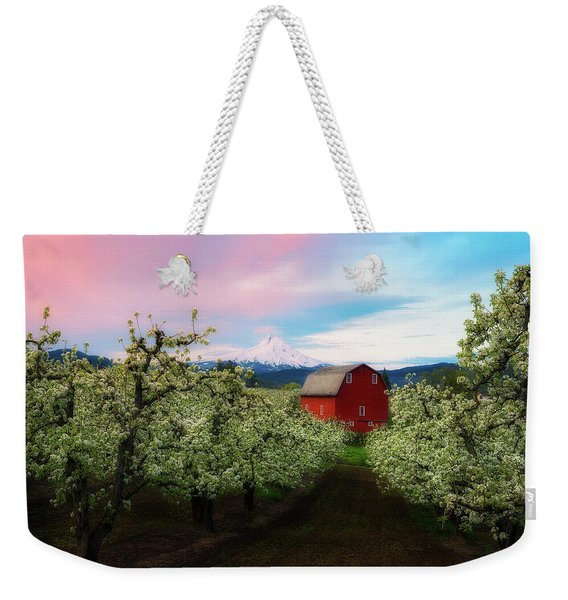 Fruits Of Our Labor Weekender Tote Bag