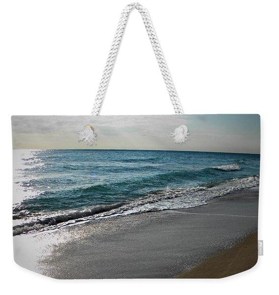 Ft Lauderdale Beach Weekender Tote Bag