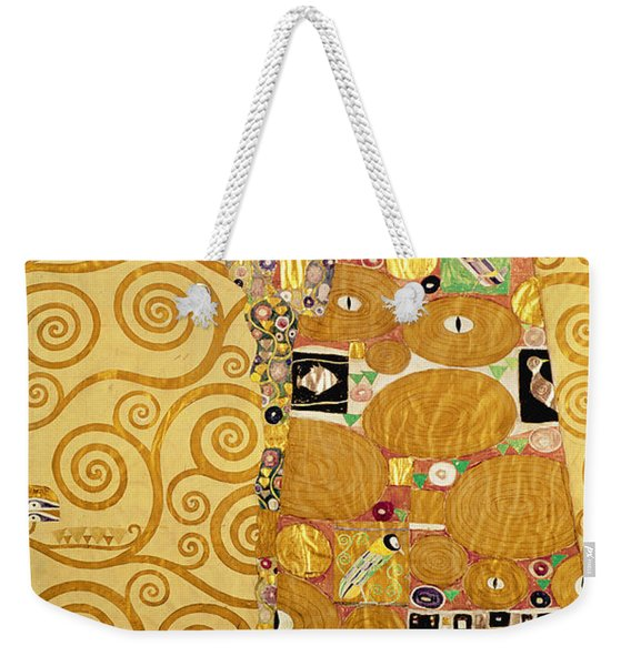 Fulfilment Stoclet Frieze Weekender Tote Bag
