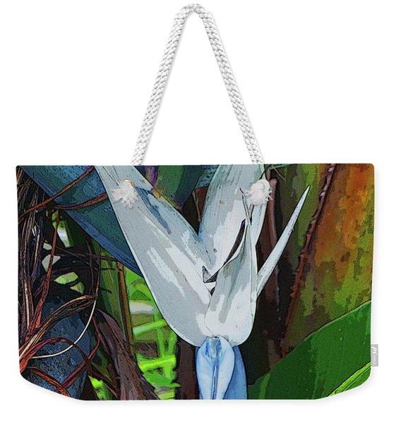 Full Bird Weekender Tote Bag