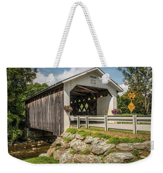 Fuller Bridge Weekender Tote Bag