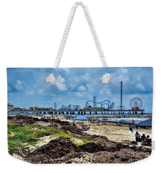 Fun On The Beach Weekender Tote Bag