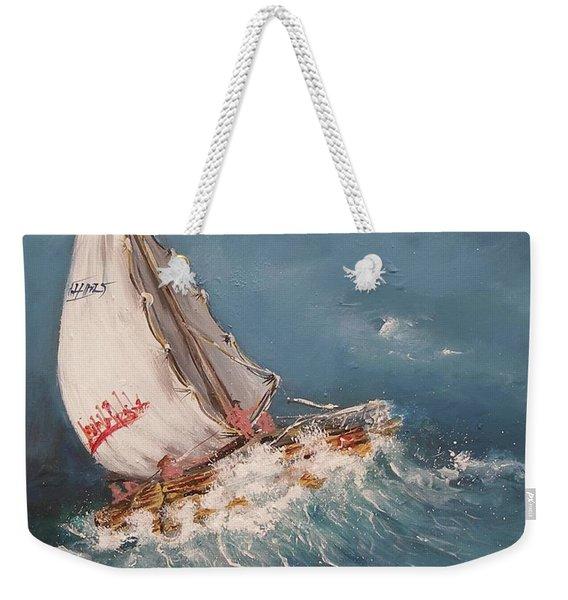 Fun Time Weekender Tote Bag