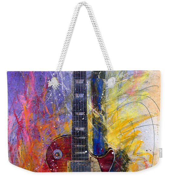 Fun With Les Weekender Tote Bag