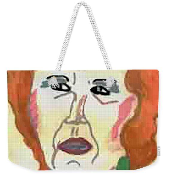 Functional Dysfuntion Weekender Tote Bag