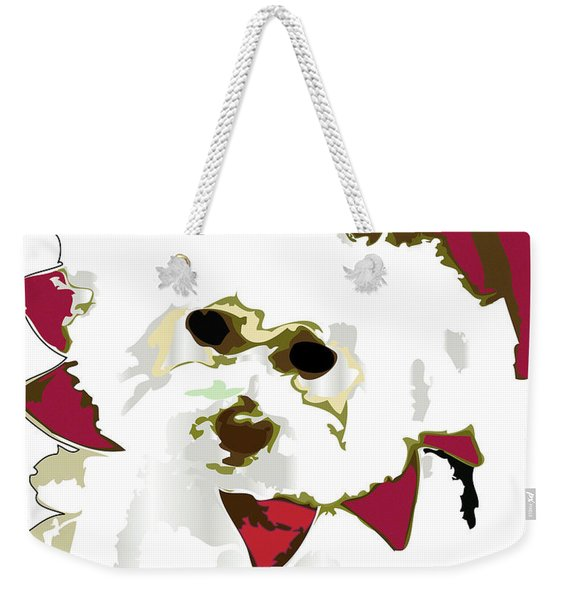 Funnie Bunnie Weekender Tote Bag